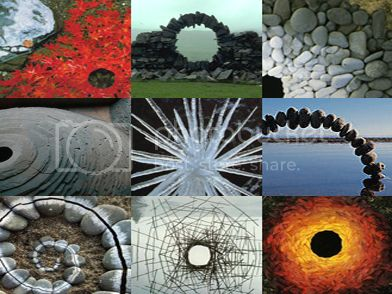 Nine Andrew Goldsworthy Photos. Pictures, Images and Photos